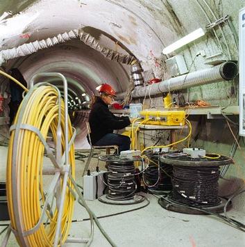Jubiläum 25 Jahre Felslabor Grimsel der Nagra - 25 Jahre Forschung und Entwicklung in den Schweizer Alpen