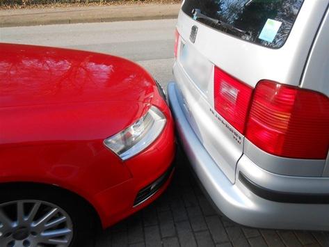 POL-HA: Neunj?hriger verursacht mit elterlichem Auto Verkehrsunfall
