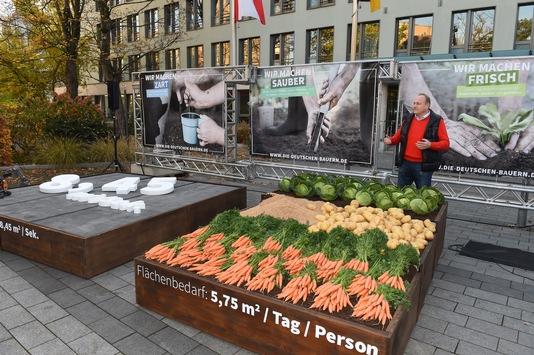 Rukwied: Öffentlichkeitsarbeit geht neue Wege - DBV stellt Bausteine für Kommunikationsoffensive vor