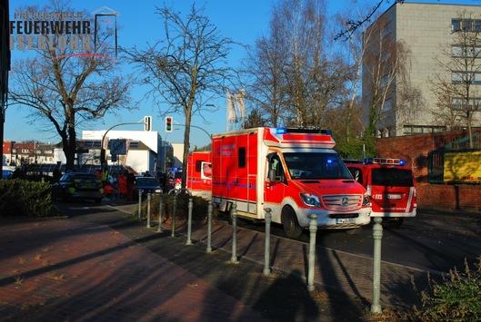 FW-MK: Zwei Fußgängerinnen angefahren – erneuter Einsatz für den Rettunghubschrauber