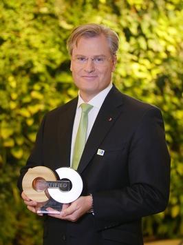 Werner & Mertz erhält internationalen Award für nachhaltig vorbildliche Produktgestaltung