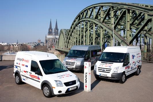 """colognE-mobil"" auf der elektromobilia in Köln"