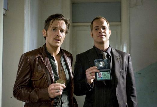 """Kultverdächtiges Krimi-Duo: """"Der Cop und der Snob"""", die neue SAT.1-Serie ab 22. Oktober 2012, um 20.15 Uhr"""