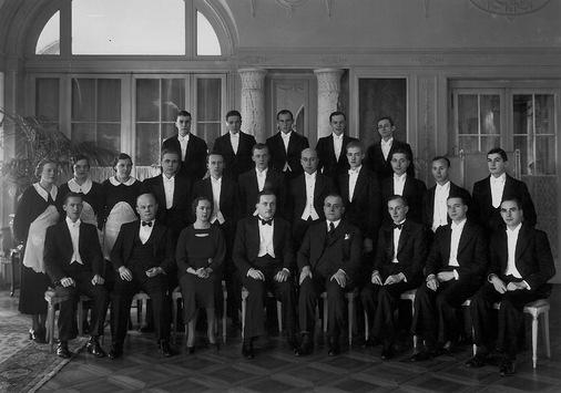 100-jähriges Jubiläum im Bellevue Palace eingeläutet (Bild)