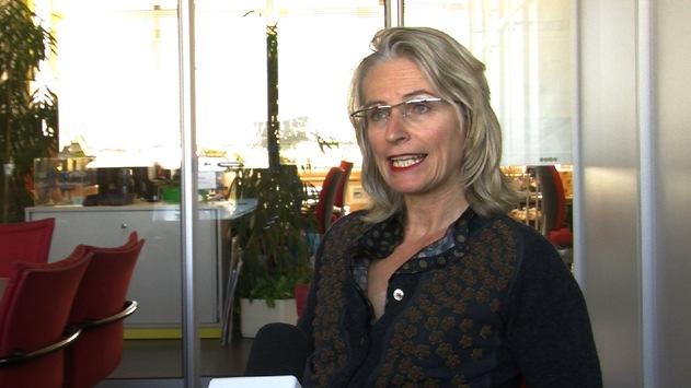 Bosse und Budgets: Martina Hörmers Pläne
