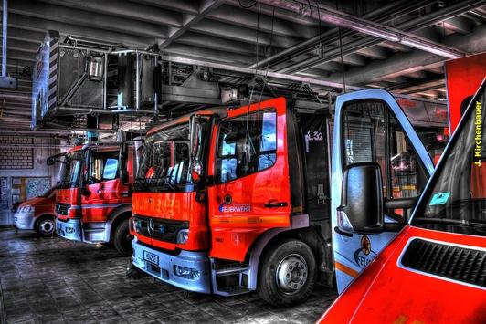 FW-MG: Automatische Brandmeldeanlage meldete Brand in einem Industriebetrieb