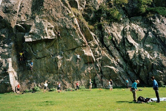 Griff zum Erfolg: Fünf Jahre Climbers Paradise