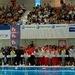 WM im Rettungsschwimmen stimmungsvoll eröffnet/Steve Beerman neuer Präsident der ILS / DLRG-Präsident Dr. Klaus Wilkens zum vierten Mal als Chef der europäischen Lebensretter bestätigt