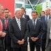 Elektro-Power - aus dem Gabelstapler für die Straße / Linde Material Handling beeindruckt Ministerpräsident Bouffier mit bezahlbaren Elektroantrieben