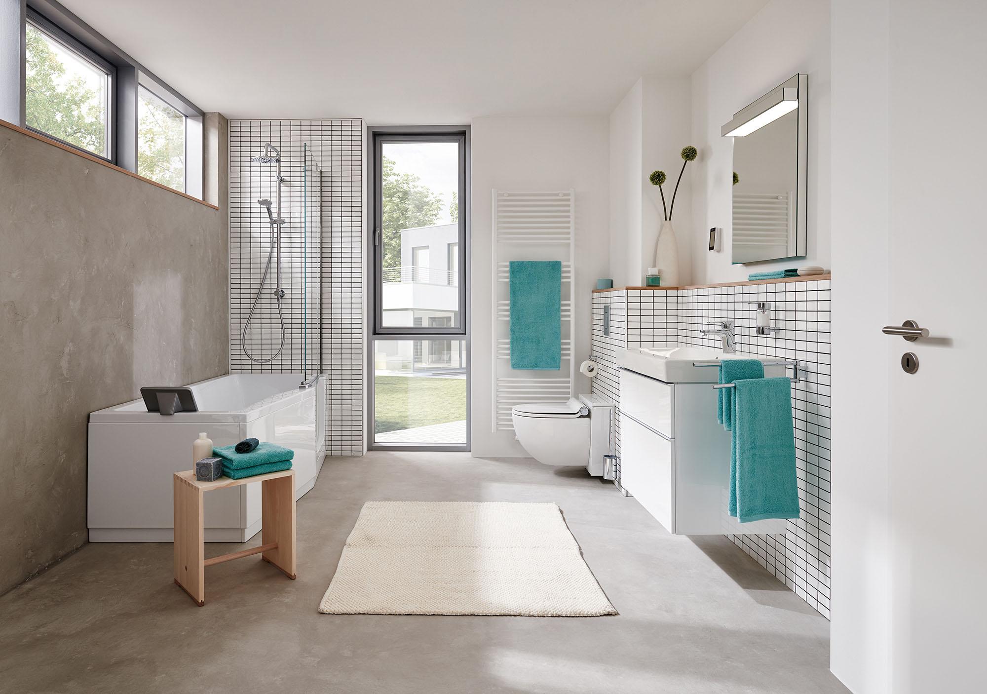 Badezimmer Kosten Neubau formschönes traumbad statt finanzieller alptraum mit der drittel