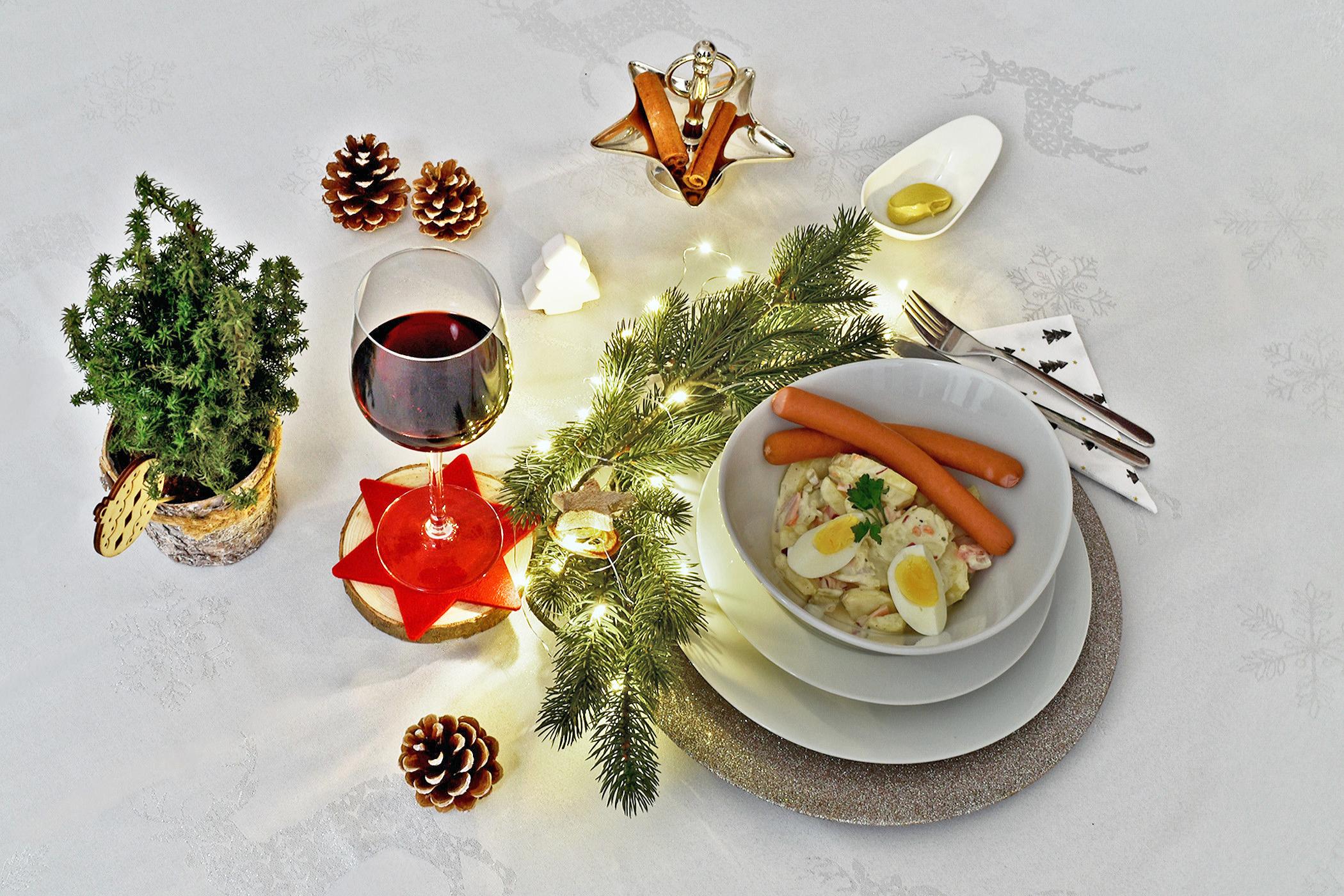Alternatives Weihnachtsessen.Supermarkt Preisvergleich Lokal Vs Online Deutsche Müssen Für