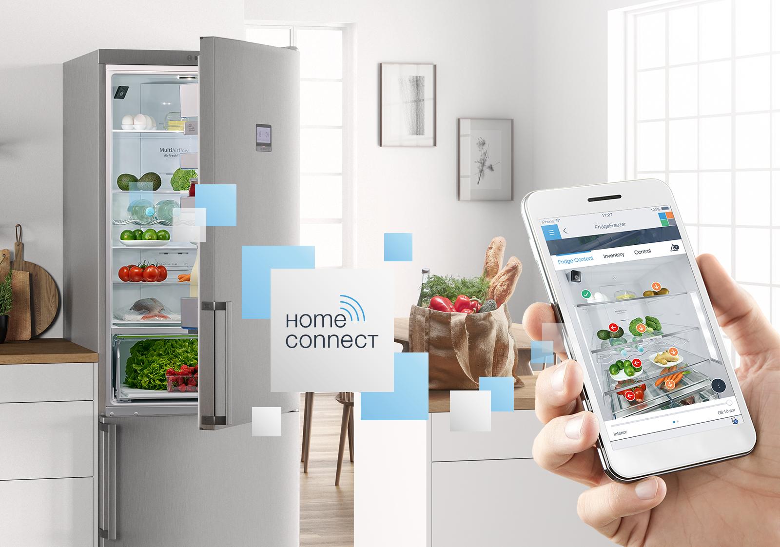 Bosch Kühlschrank Home Connect : ▷ individuelle lösungen für perfekte ergebnisse: bosch präsentiert