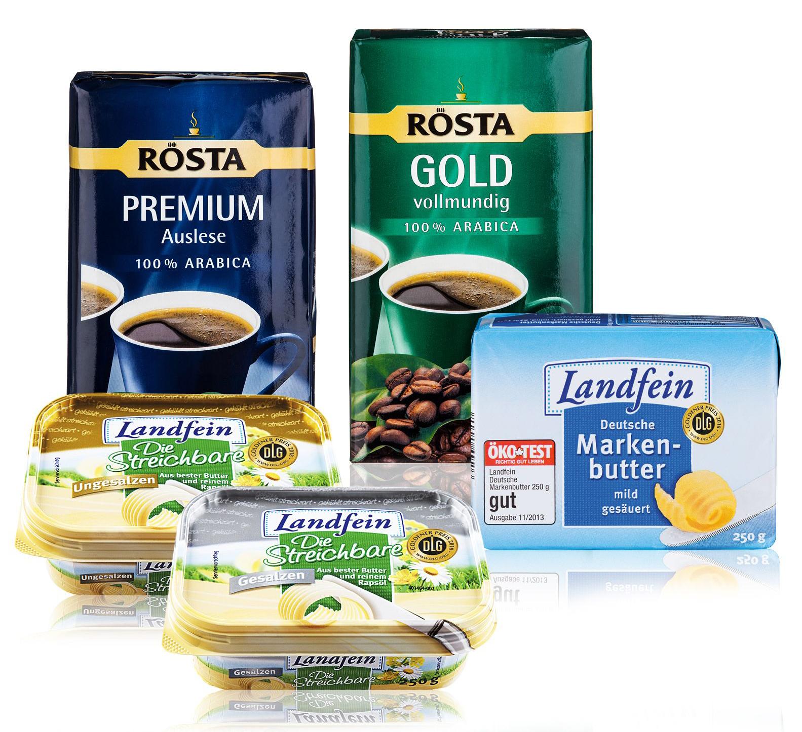 NORMA: Ab Februar 2018 Butter und Kaffee billiger! / Discounter ...