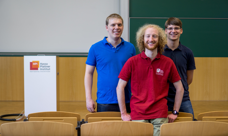 Hasso-Plattner-Institut: Studenten schreiben Buch für ...