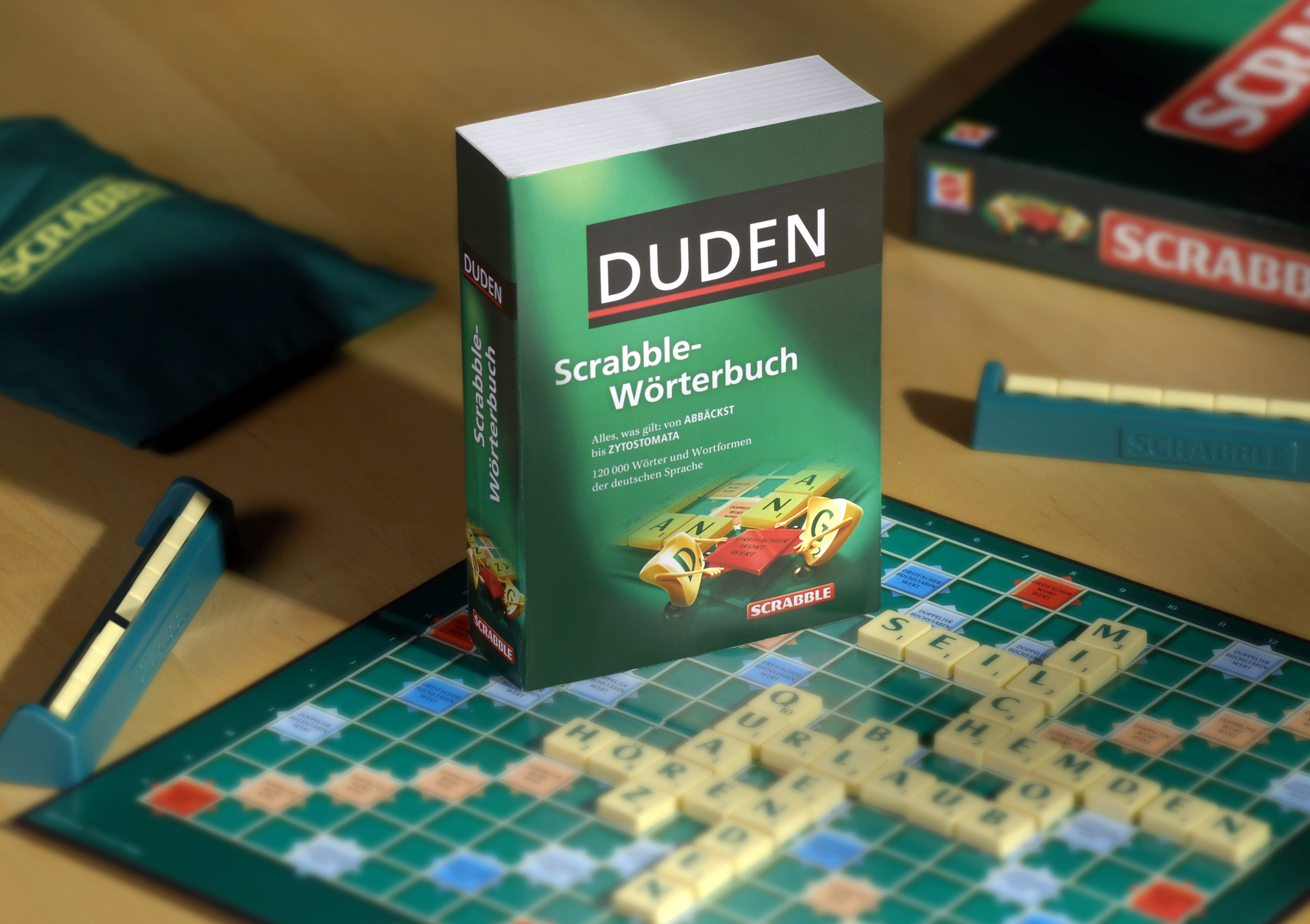 Wörterbuch Scrabble