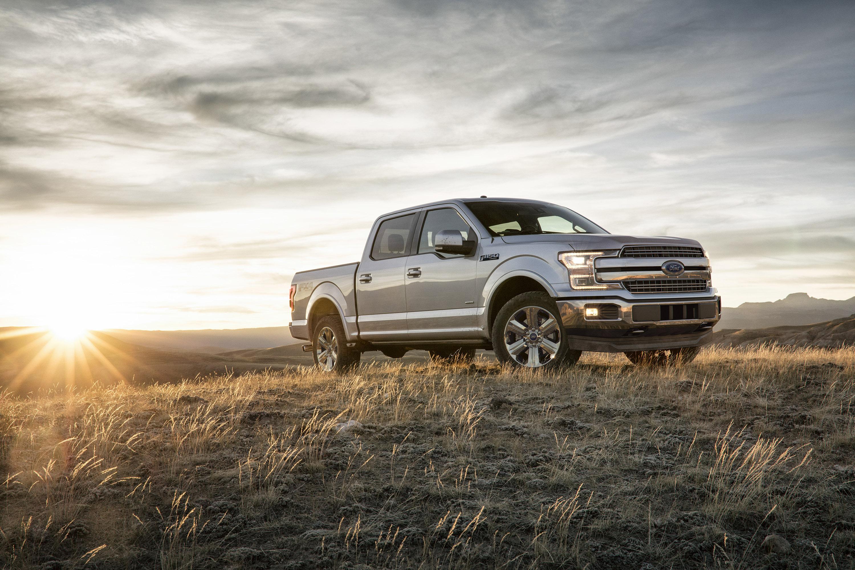 ▷ Ford auf der NAIAS: Neuer F-150 - Ranger und Bronco starten ...