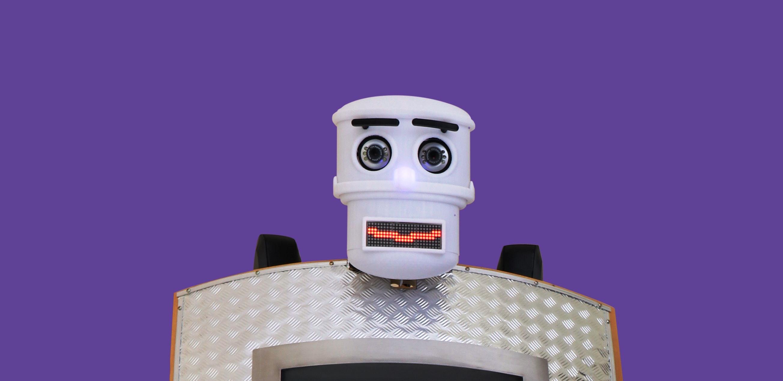 Segensroboter