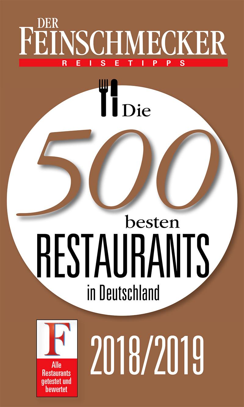 Risultati immagini per Der Feinschmecker Die 500 besten Restaurants