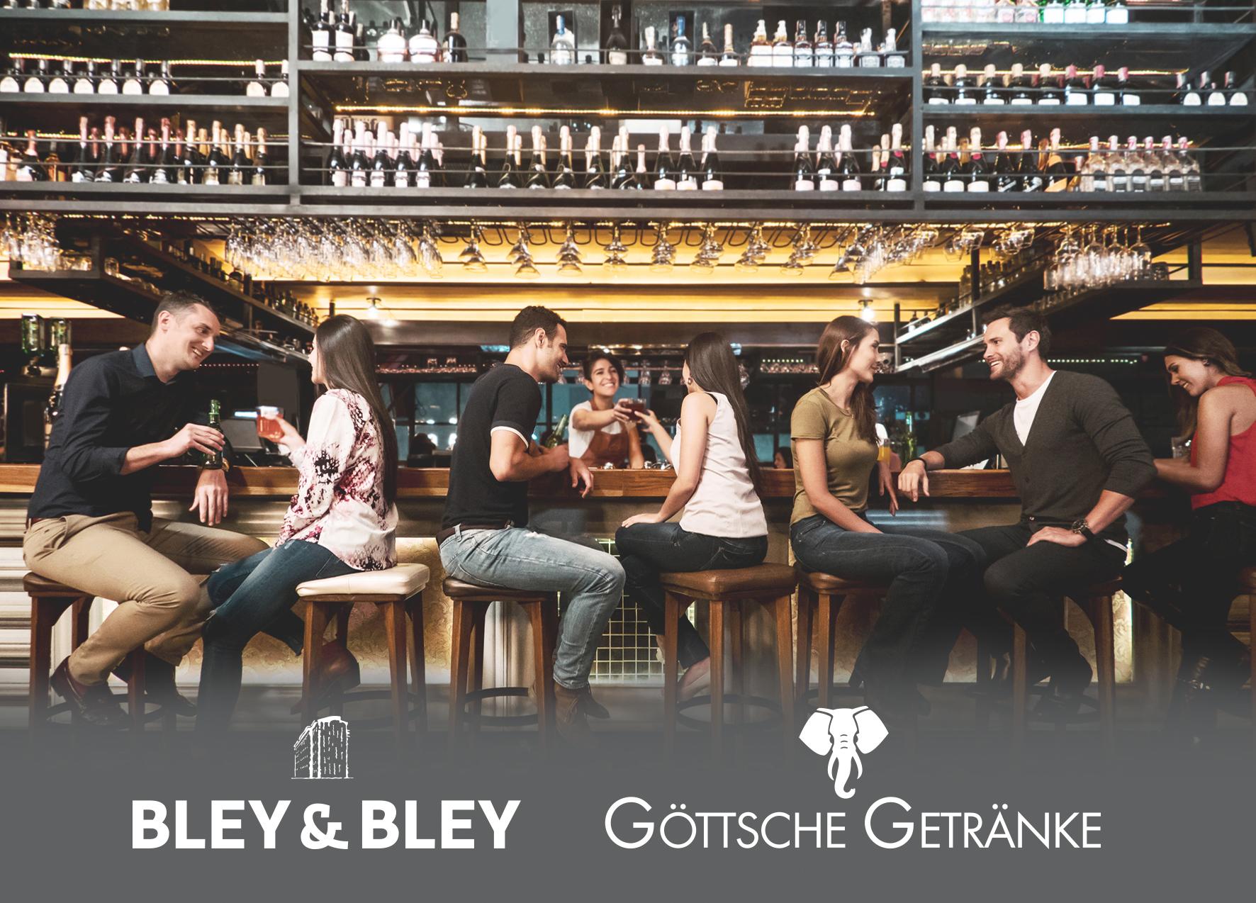 ▷ Göttsche Getränke und Bley & Bley gemeinsam auf der Internorga ...
