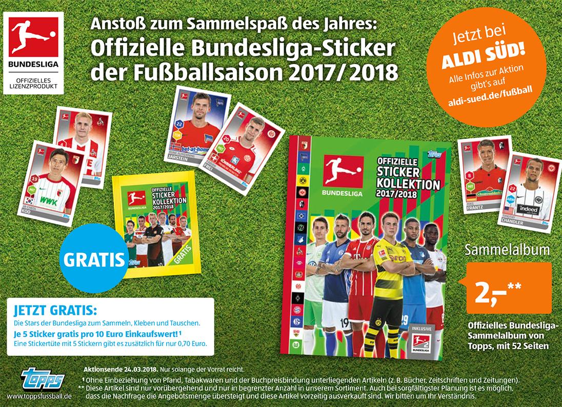 Www.toppsfussball.de gewinnspiel von aldi