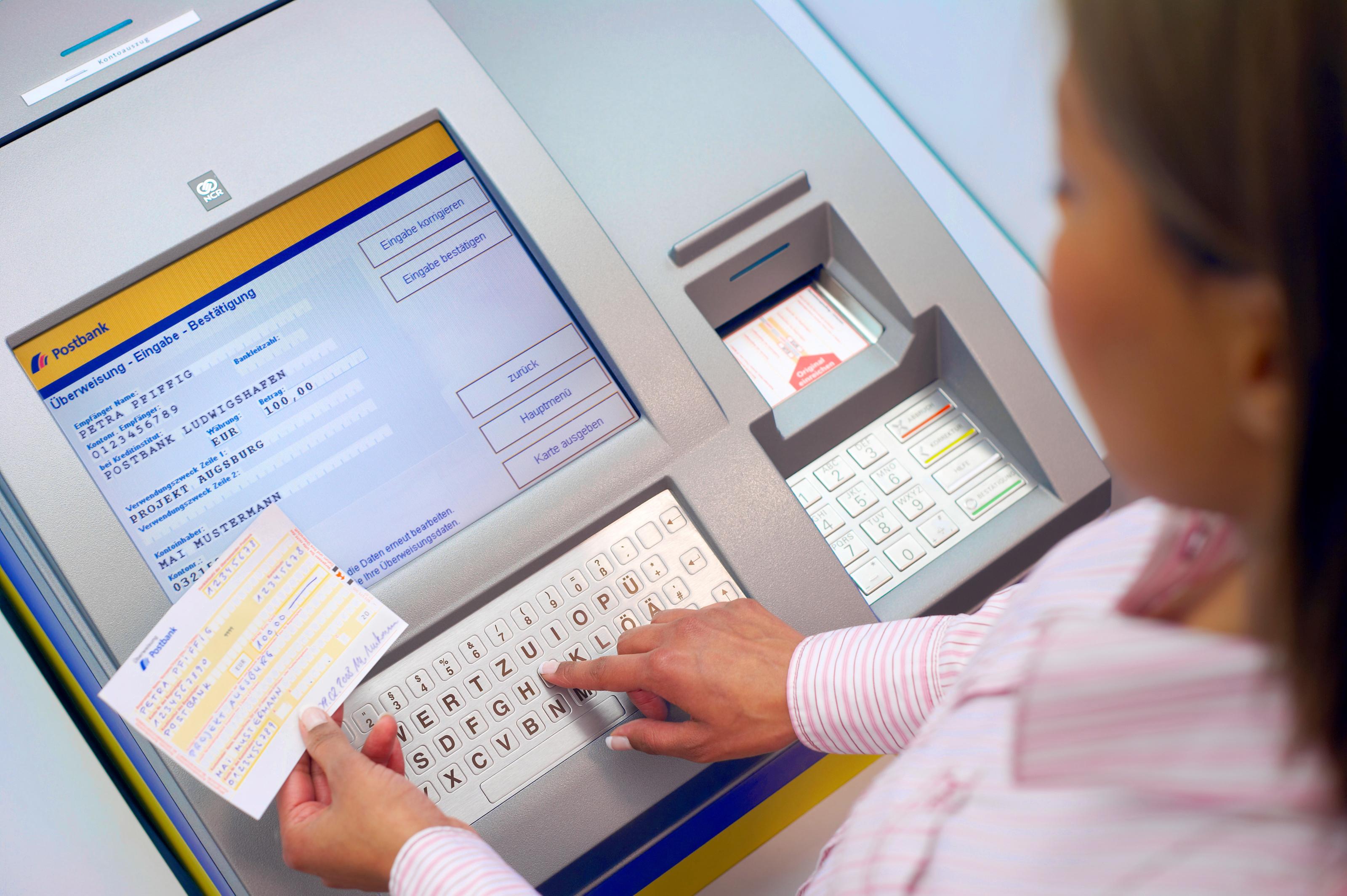 Commerzbank Гјberweisung Am Terminal