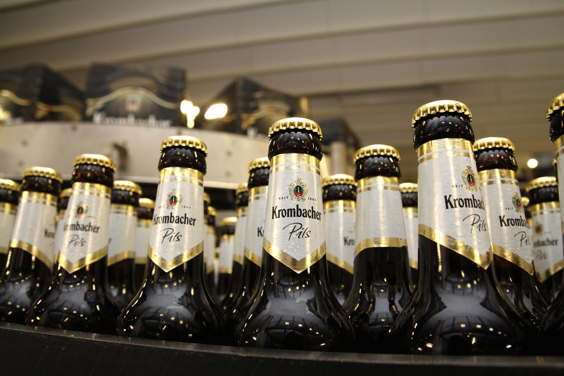 studie best tigt krombacher ist weiterhin das beliebteste bier deutschlands presseportal. Black Bedroom Furniture Sets. Home Design Ideas