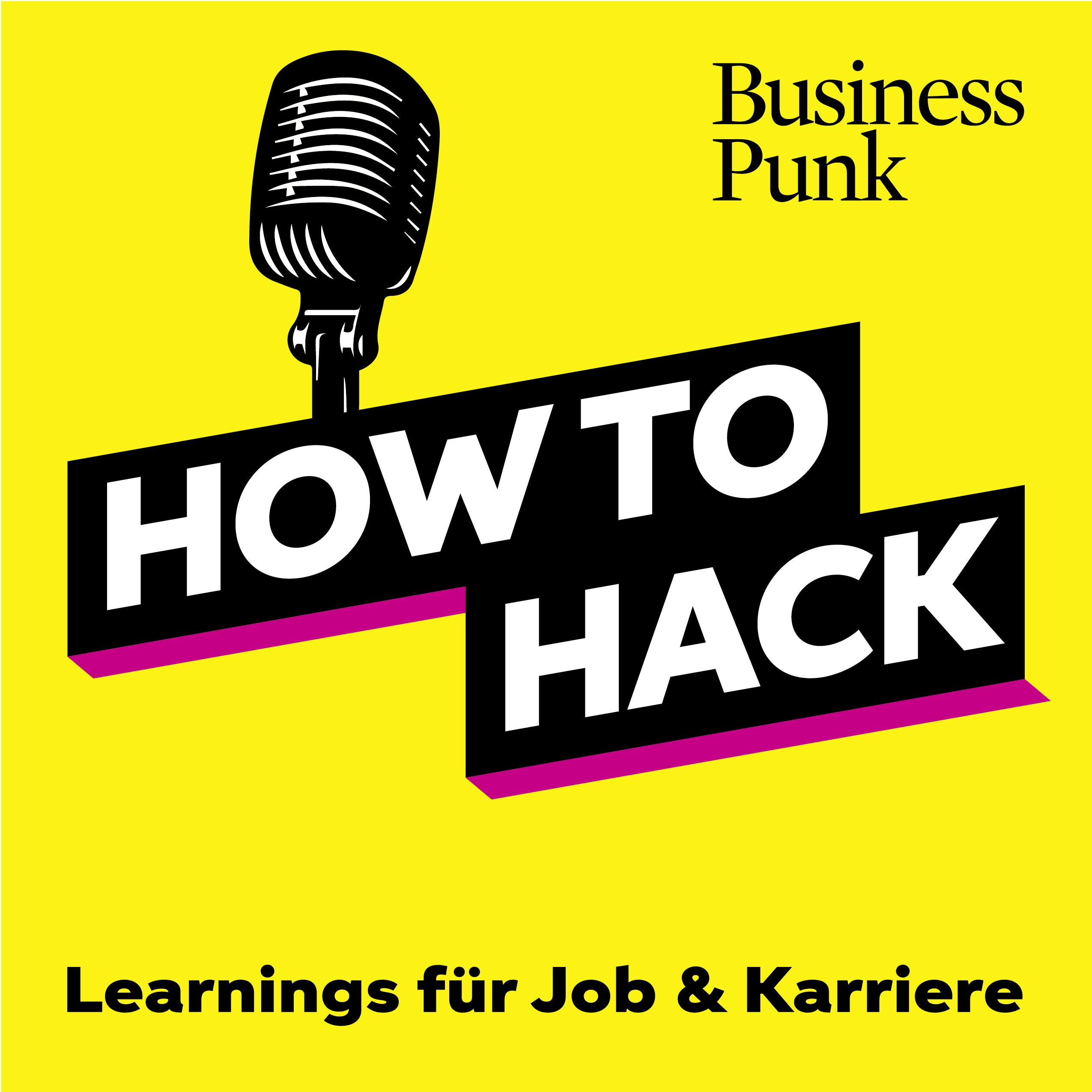 Learnings für Job und Karriere: In diesem Podcast verraten dir erfolgreiche Gründer*innen, Macher*innen und Kreative  ihre persönlichen Hacks fürs Arbeitsleben. Moderatorin ist Tijen Onaran, die bestimmt einigen hier ein Begriff ist (und mein persönliches Vorbild, wenn es um authentisches Self Branding geht).