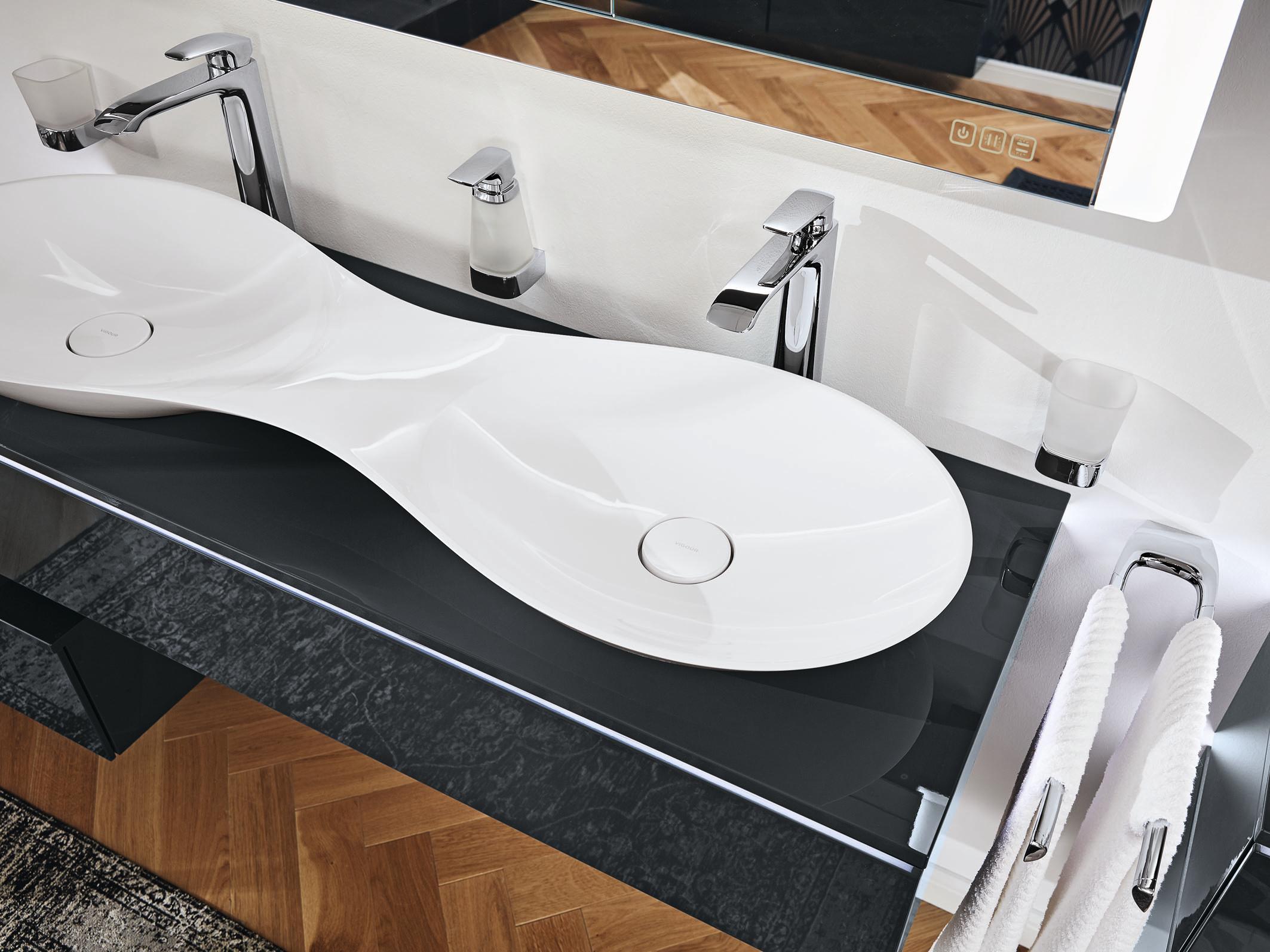 ▷ Erlebnis ELEMENTS - jetzt auch mit Haute Couture fürs Bad ...