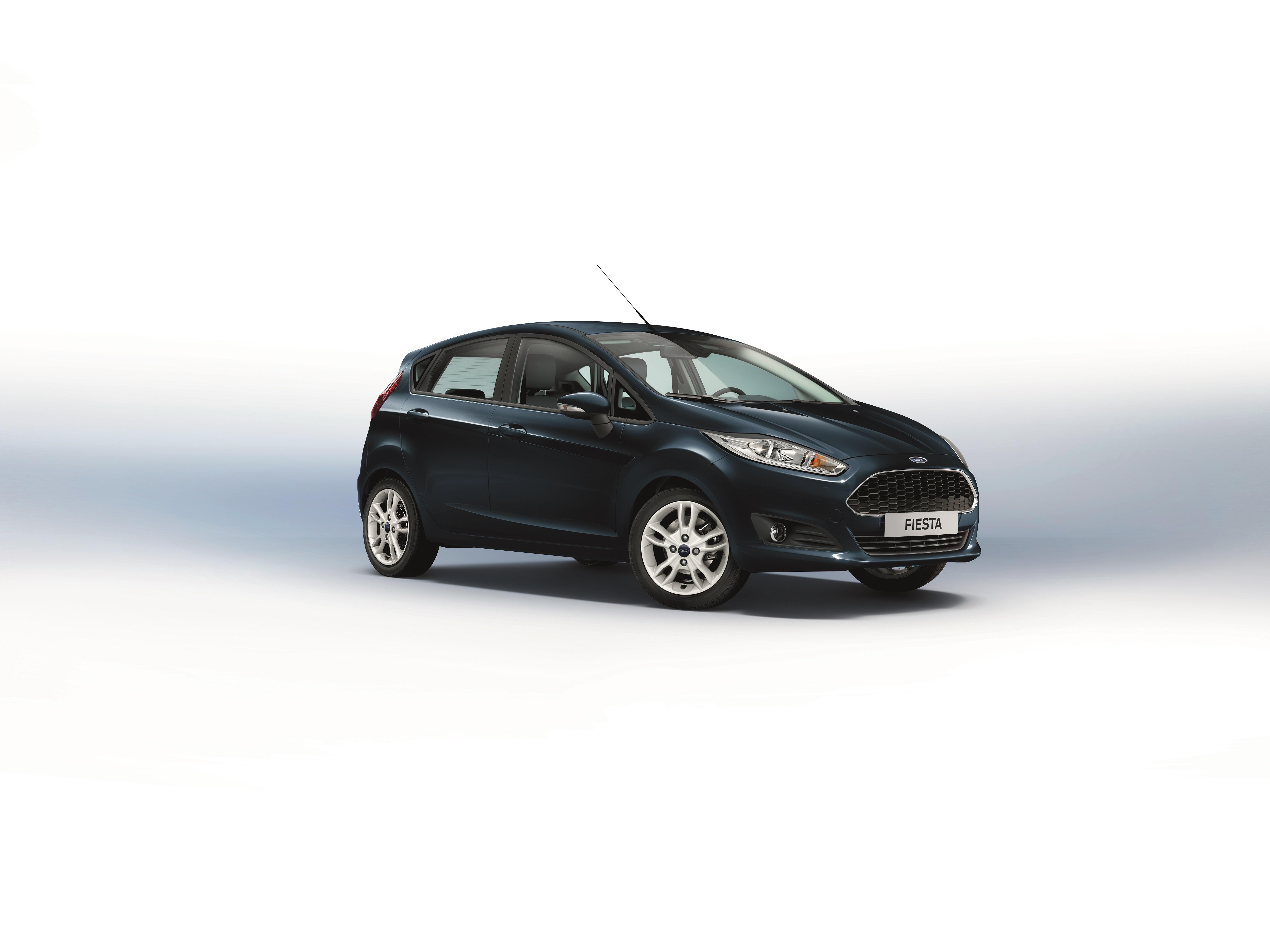 Ford Feiert 40 Jahre Fiesta Zahlreiche Neuerungen Editionsmodell Celebration Und ST200