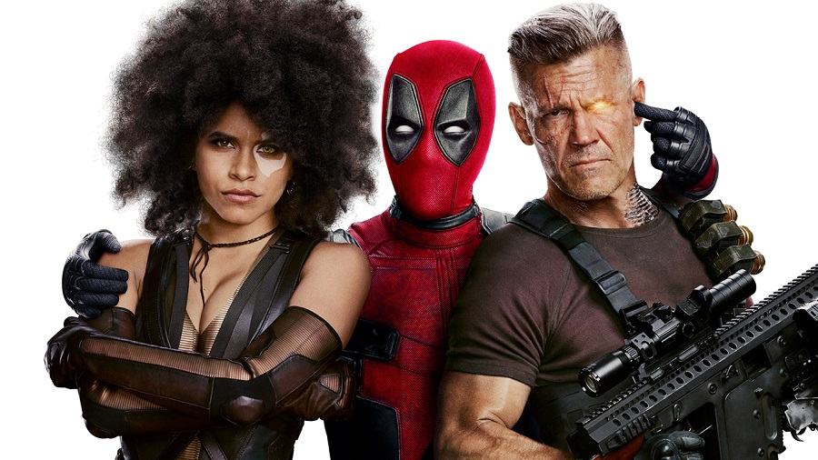 Sky Cinema Comic Helden Hd Zur Tv Premiere Von Deadpool 2