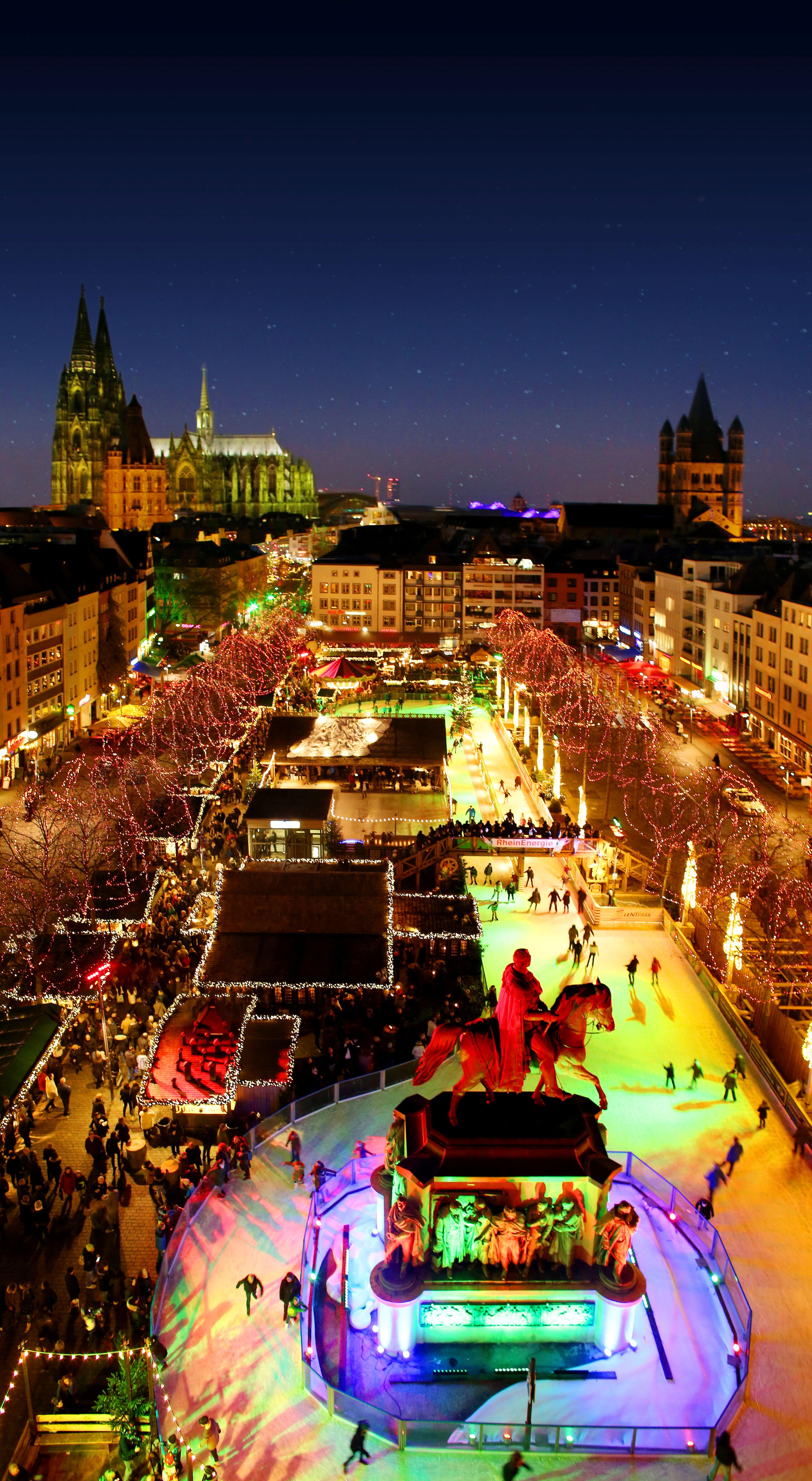 Wo Ist Der Größte Weihnachtsmarkt.Weihnachtsmarkt Kölner Altstadt Wintermärchen In Der Heimat Der