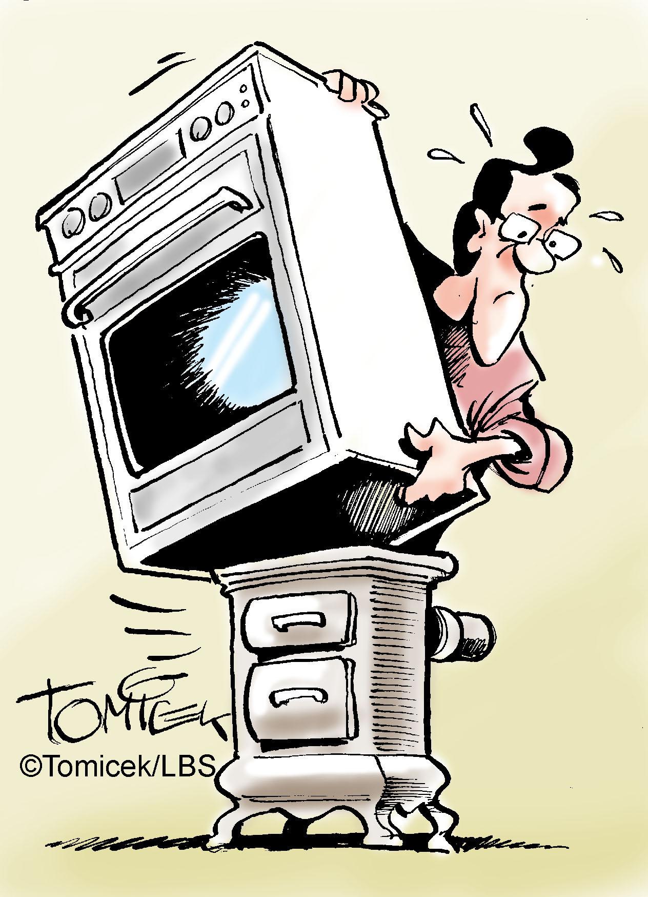 ▷ Wo der Streit köchelt / Urteile rund um die Nutzung der Küche in ...