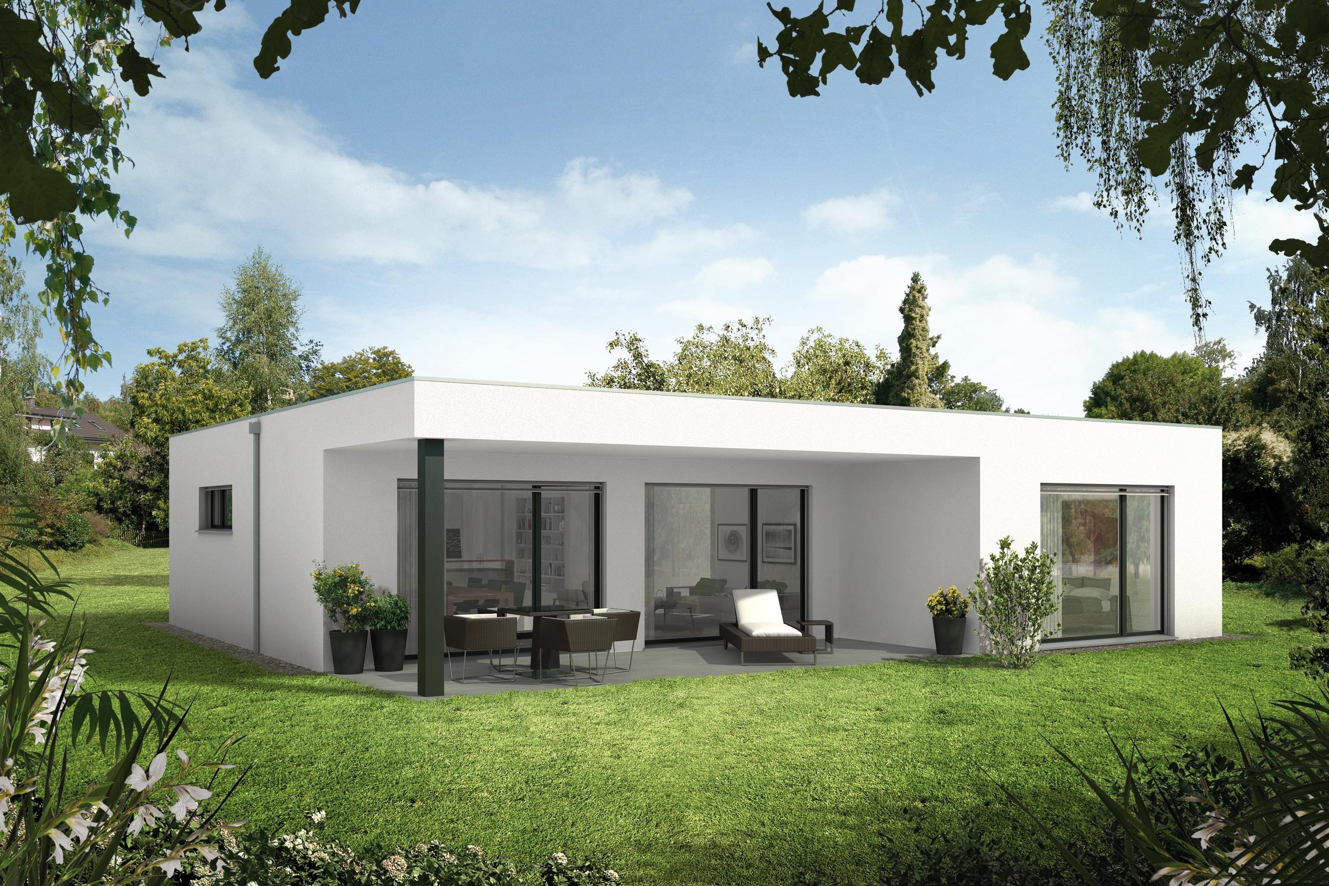 Swsshaus ag mit drei neuen hausmodellen in den herbst for Hausmodelle modern