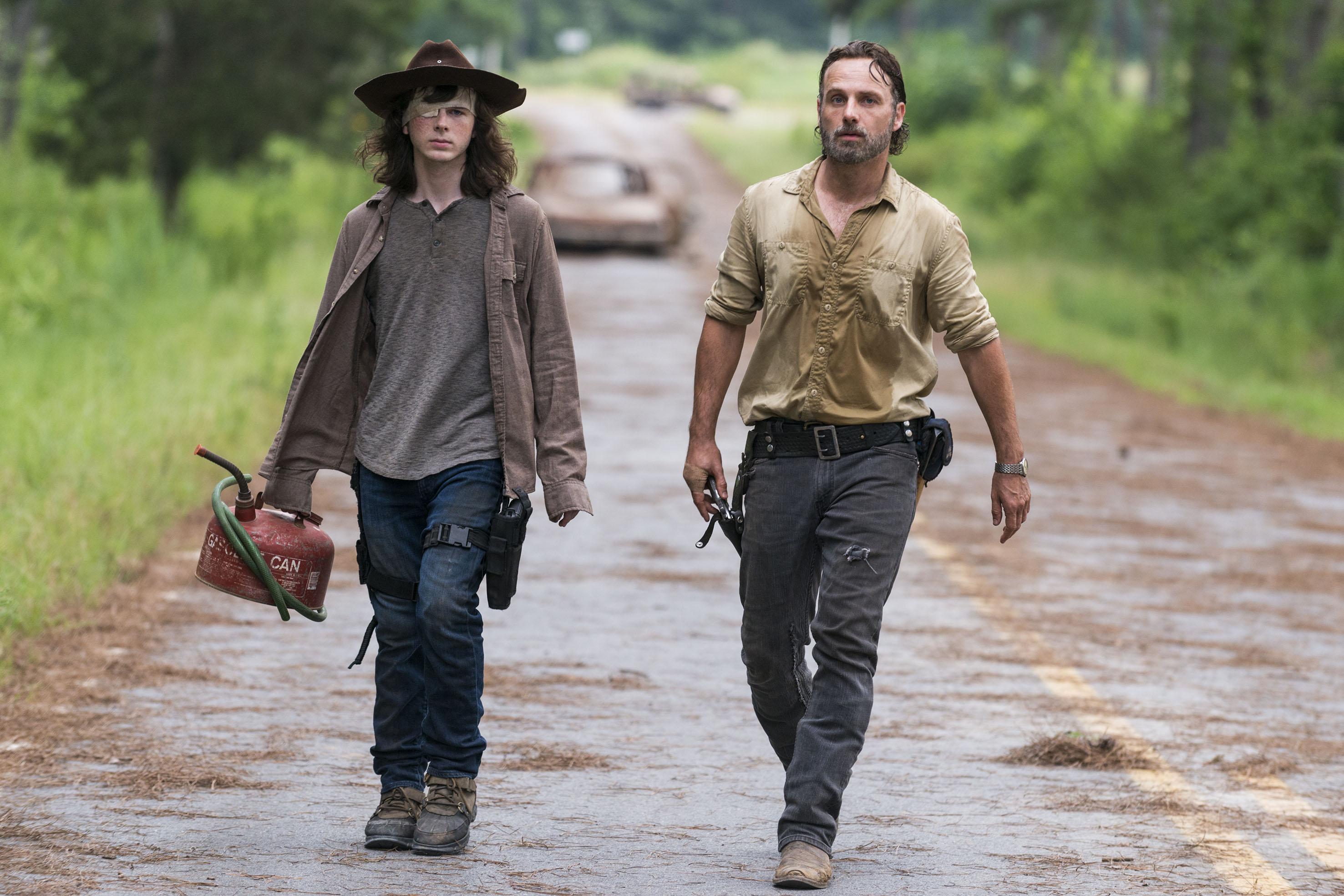 Walking Dead Staffel 5 Fox