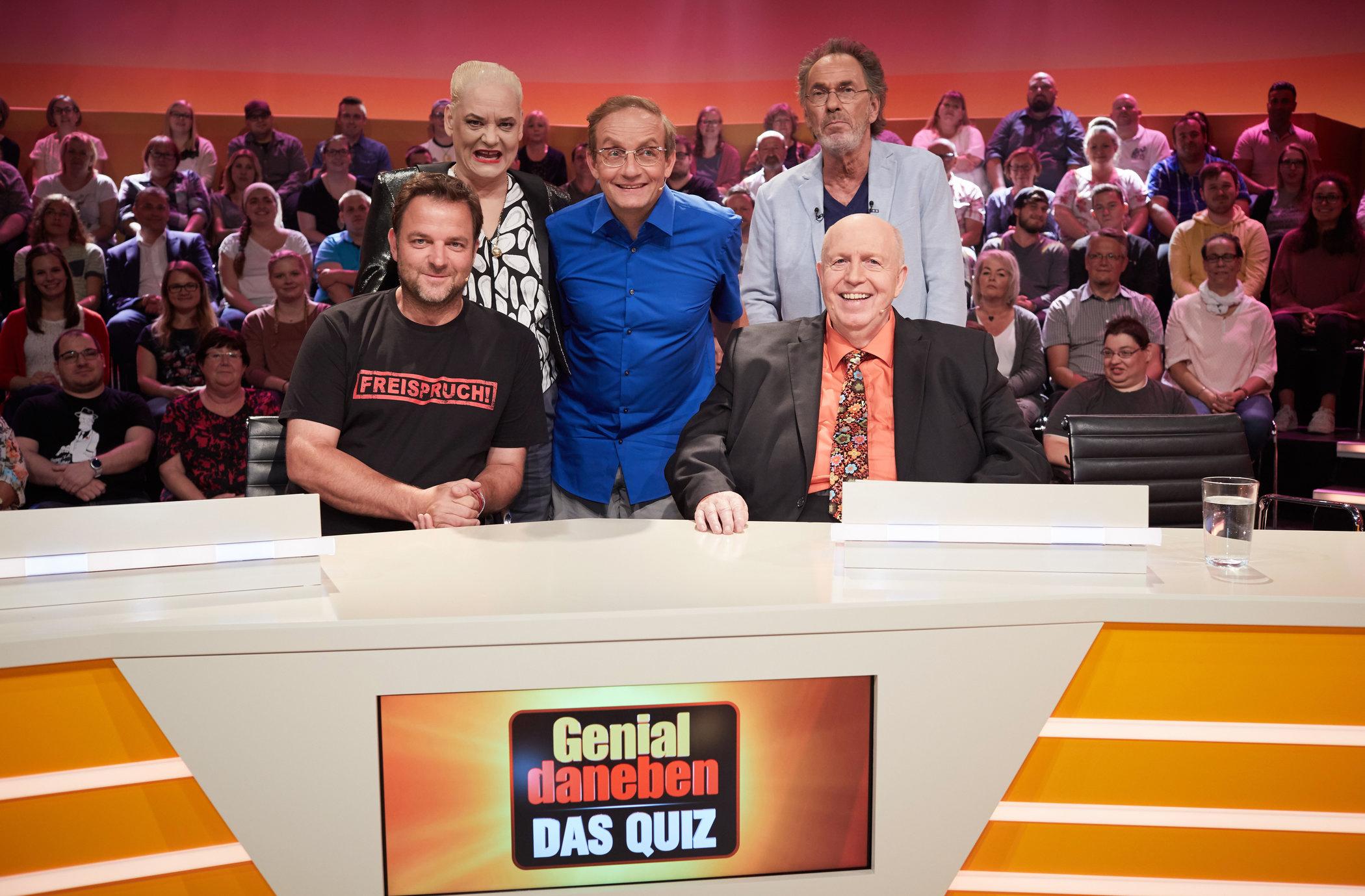 Neuer Comedy Spaß Am Vorabend Genial Daneben Das Quiz Ab