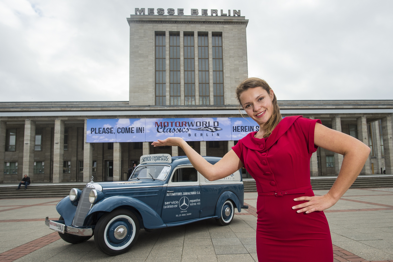 Oldtimer treffen berlin oktober 2018
