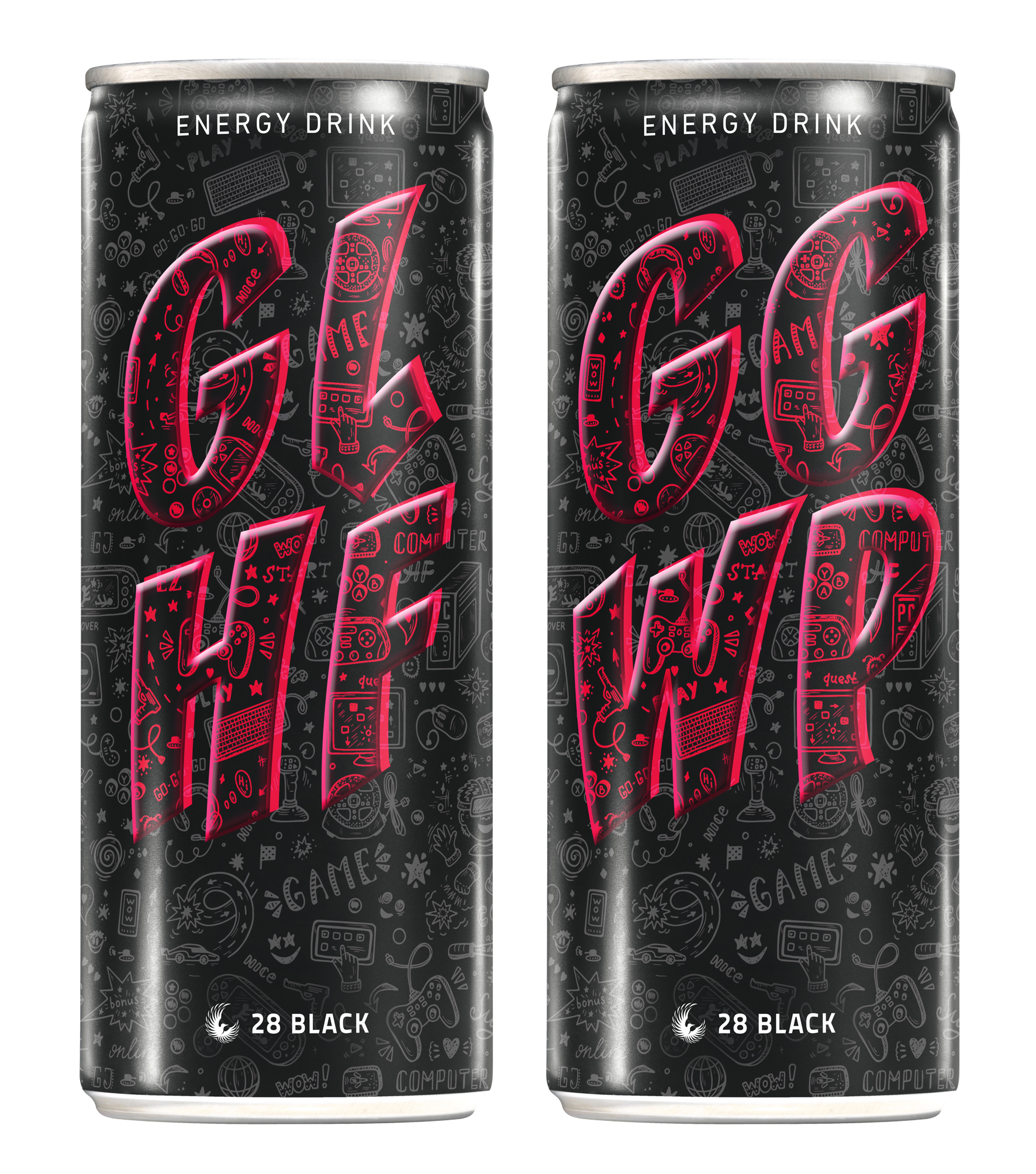 ▷ No Gaming without 28 BLACK / Energy Drink launcht limitierte ...
