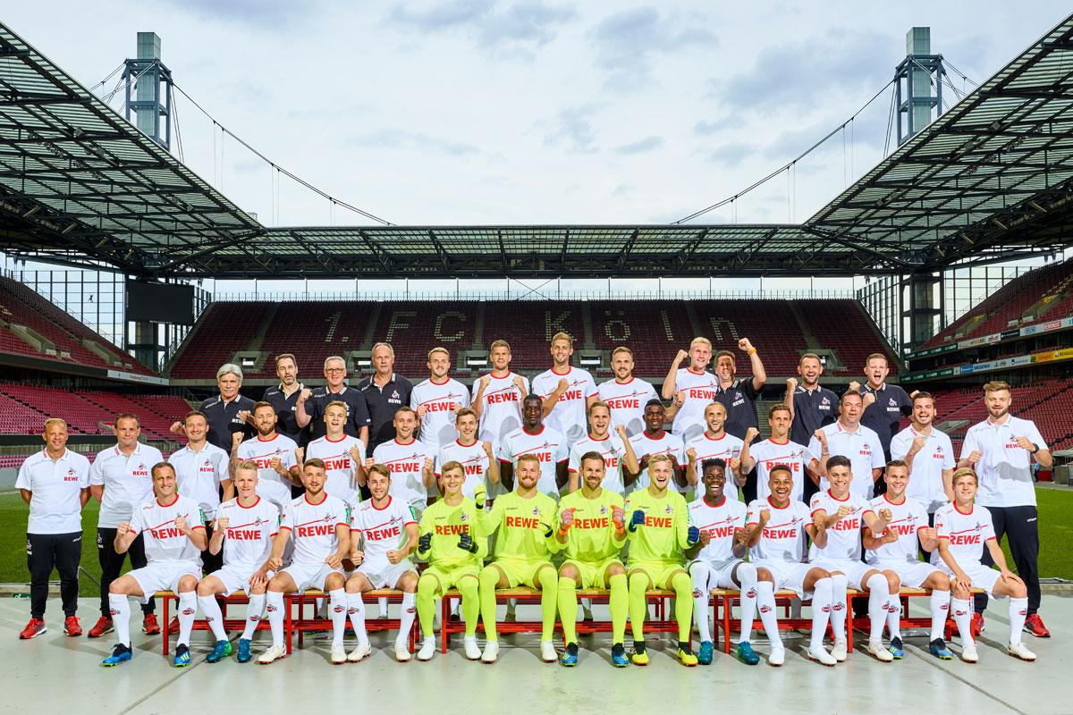 Uhlsport Und Der 1 Fc Köln Starten Gemeinsam In Die Neue Saison