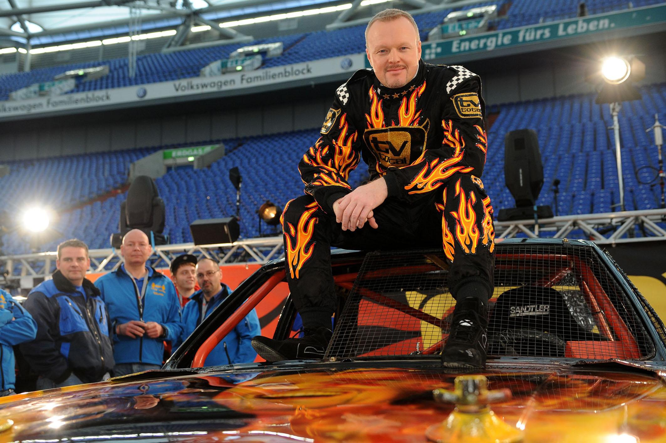 Tv Total Stock Car Challenge