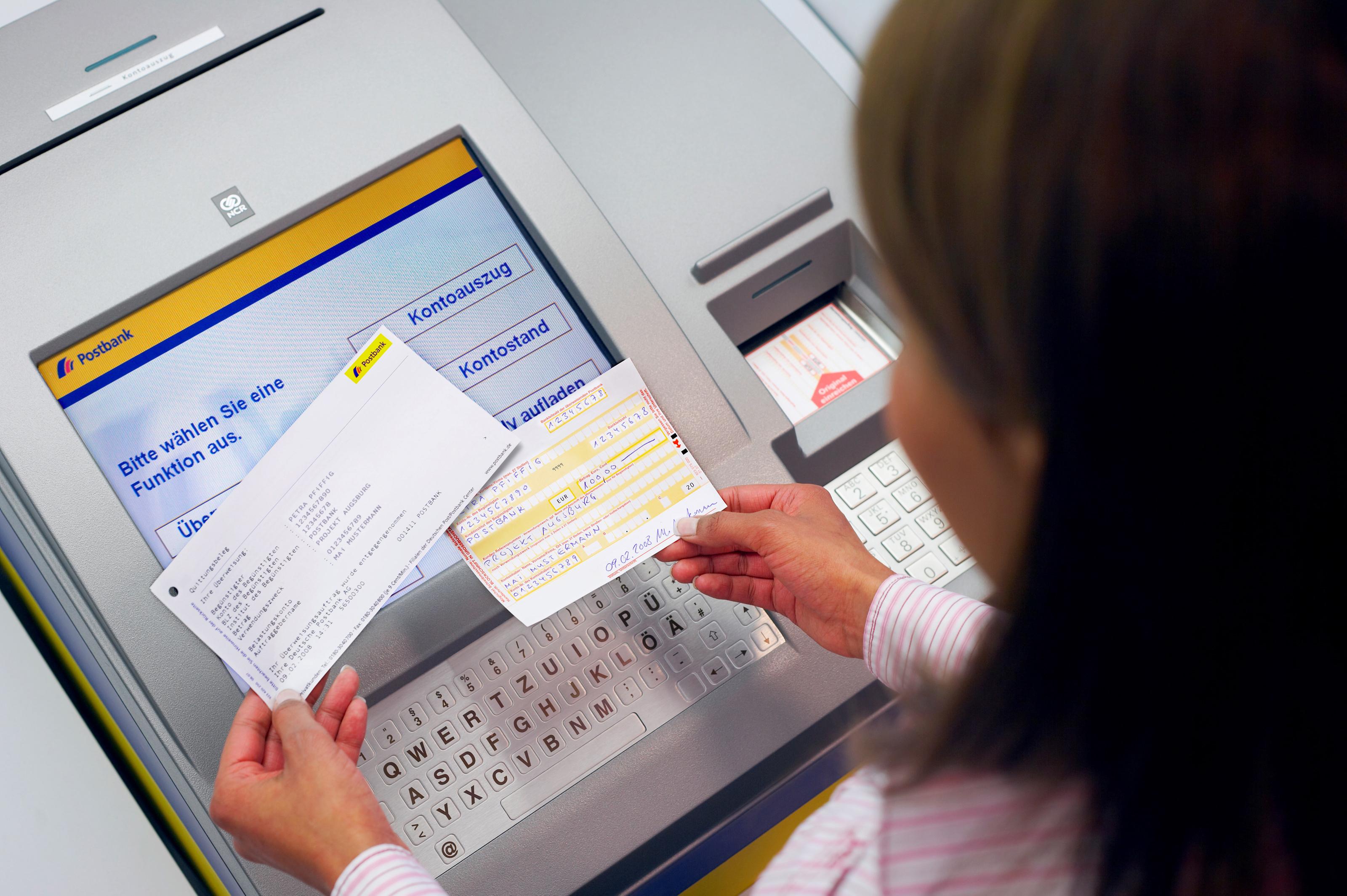überweisung Zurückholen Postbank