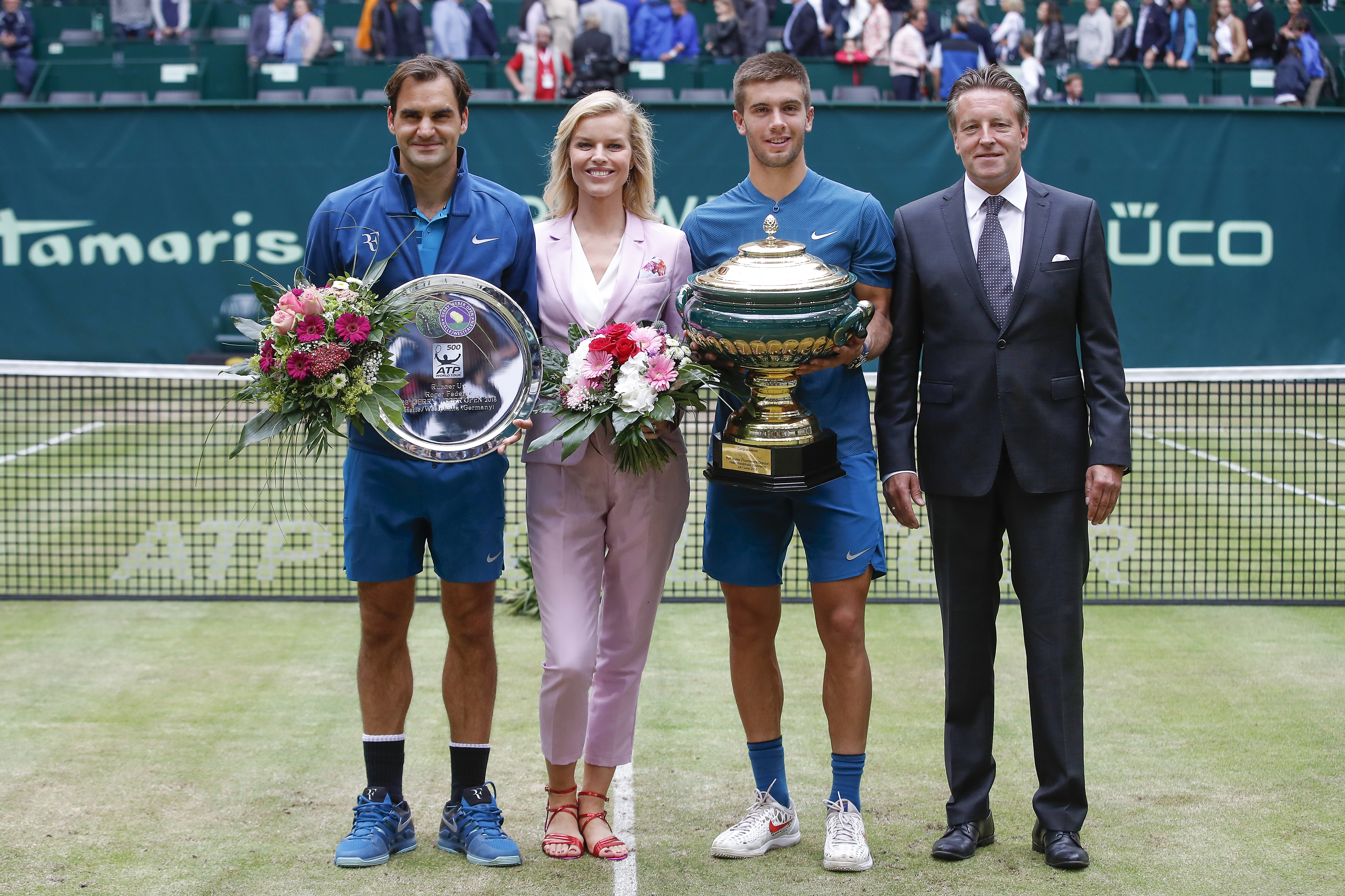 26th GERRY WEBER OPEN 2018   THE PERFECT FUSION OF FASHION AND  INTERNATIONAL TENNIS 6c5dd449e