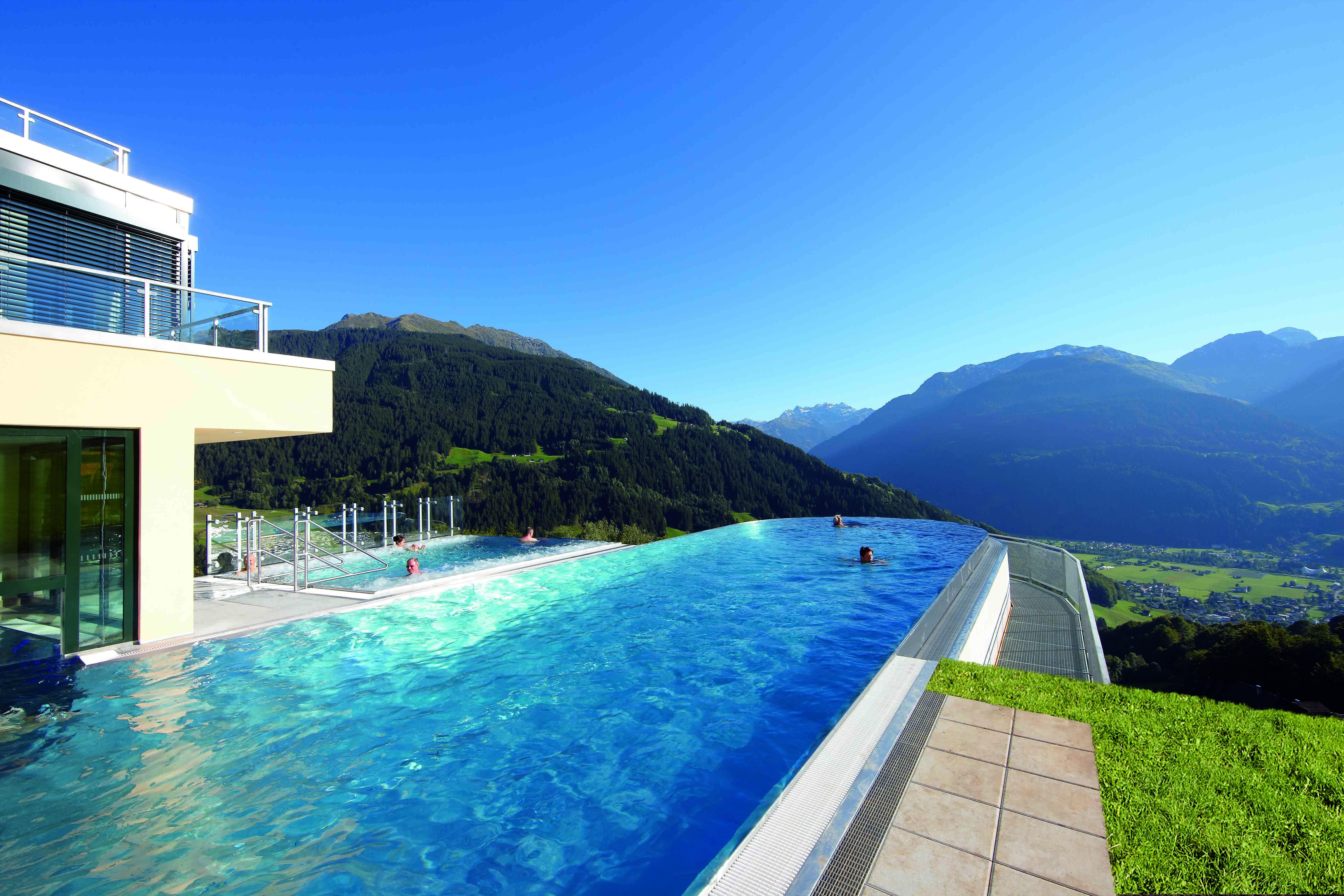 Der winter im montafon wird spektakul r bild for Camping autriche avec piscine