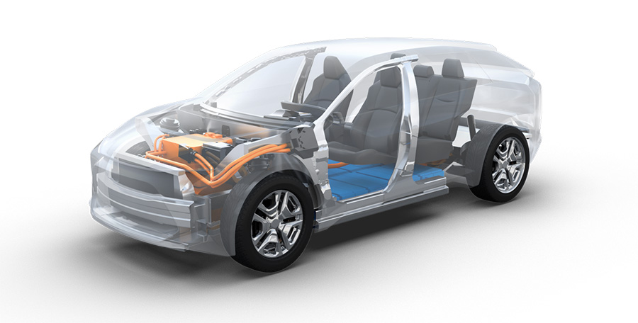 Toyota und Subaru entwickeln gemeinsame Plattform für E-Autos 06 Jun 2019