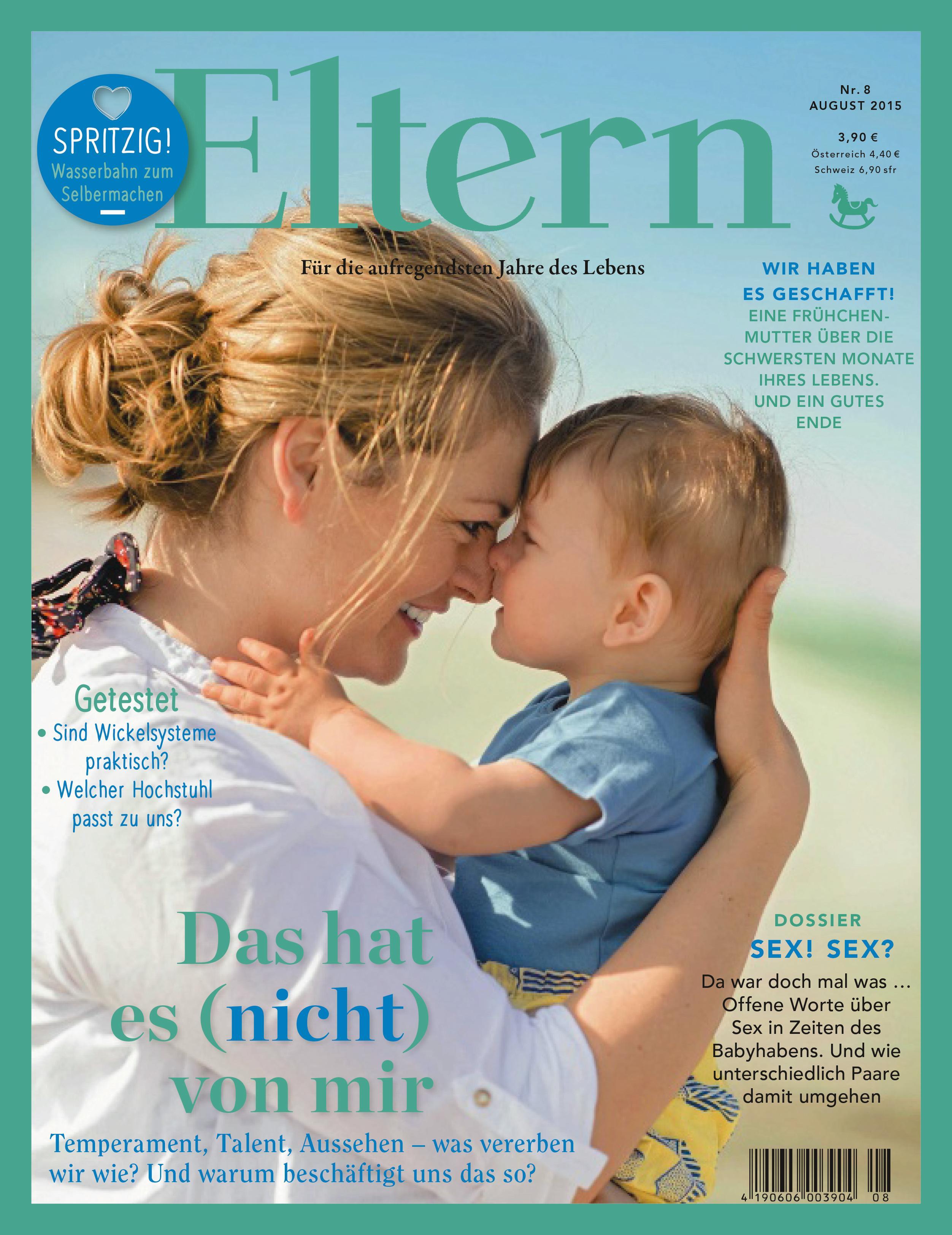 Gruner Und Jahr Zeitschriften pressemitteilung gruner jahr eltern presseportal de