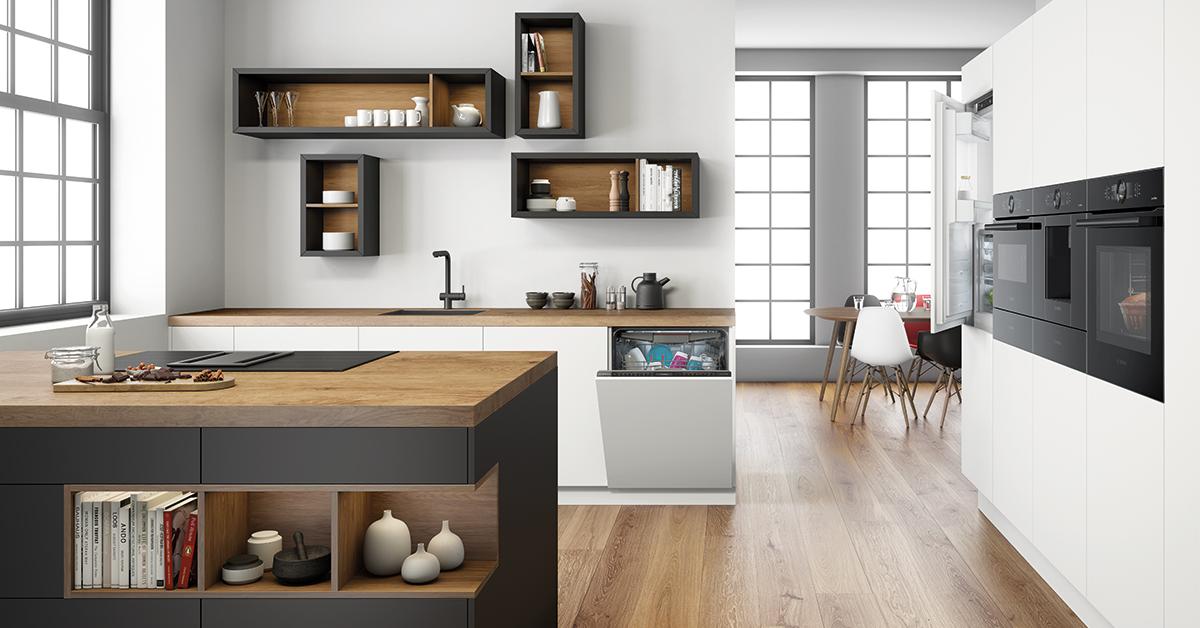 Bosch Accent Line Kühlschrank : Bosch hbt ub einbaubackofen schwarz a euronics