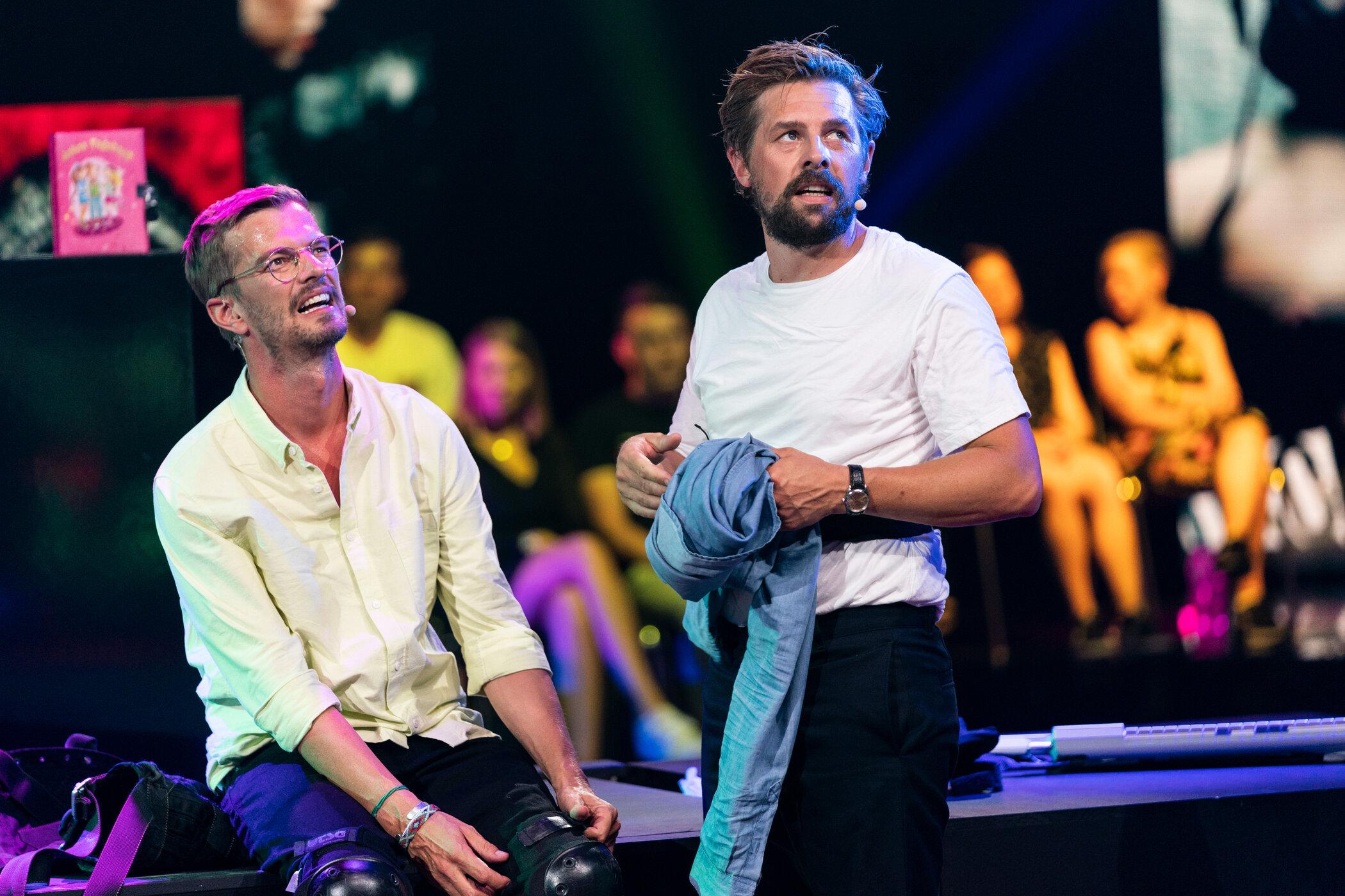 Prosieben Siegt In Der Prime Time Und In Der Show Joko Klaas Gegen Prosieben Presseportal