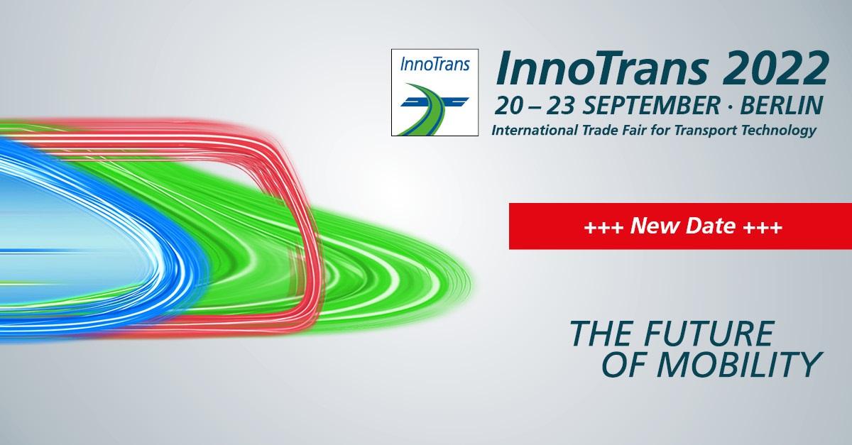 ▷ Weltleitmesse InnoTrans auf 2022 verschoben | Presseportal