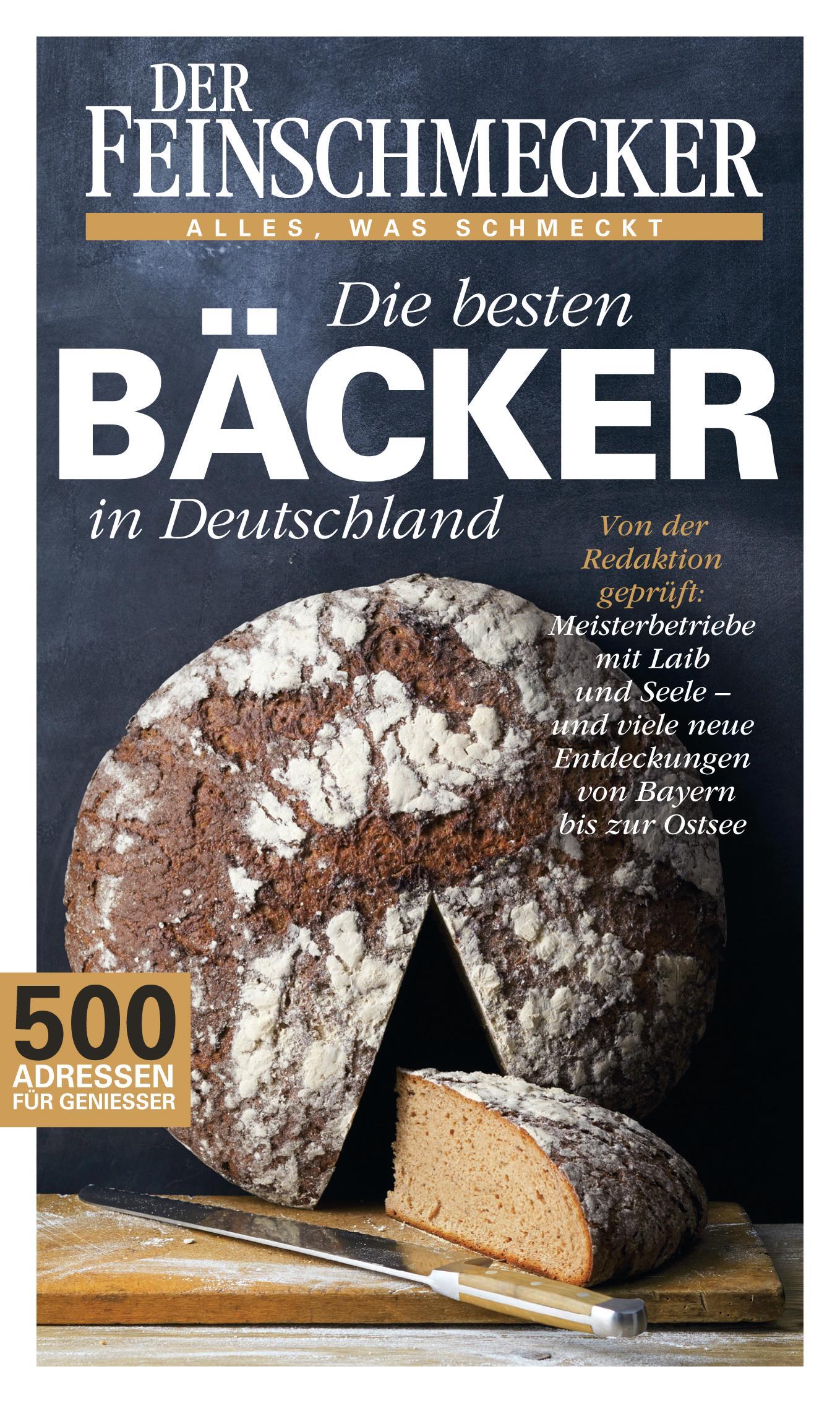 Die besten b cker deutschlands gek rt vom magazin der for Die besten innenarchitekten deutschlands