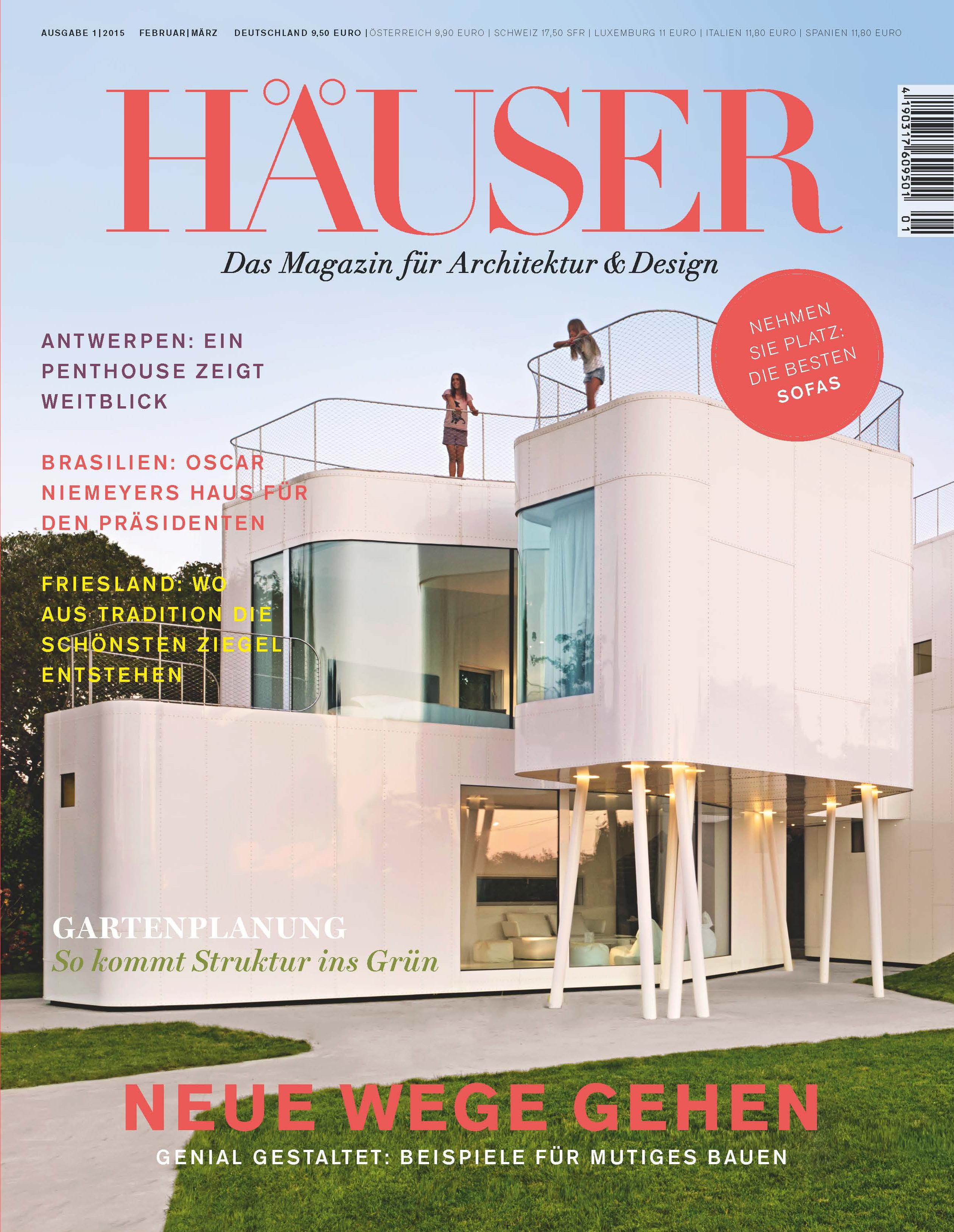 Die besten der besten in europa deutschlands premium architektur magazin h user presseportal - Beste architektur uni europa ...