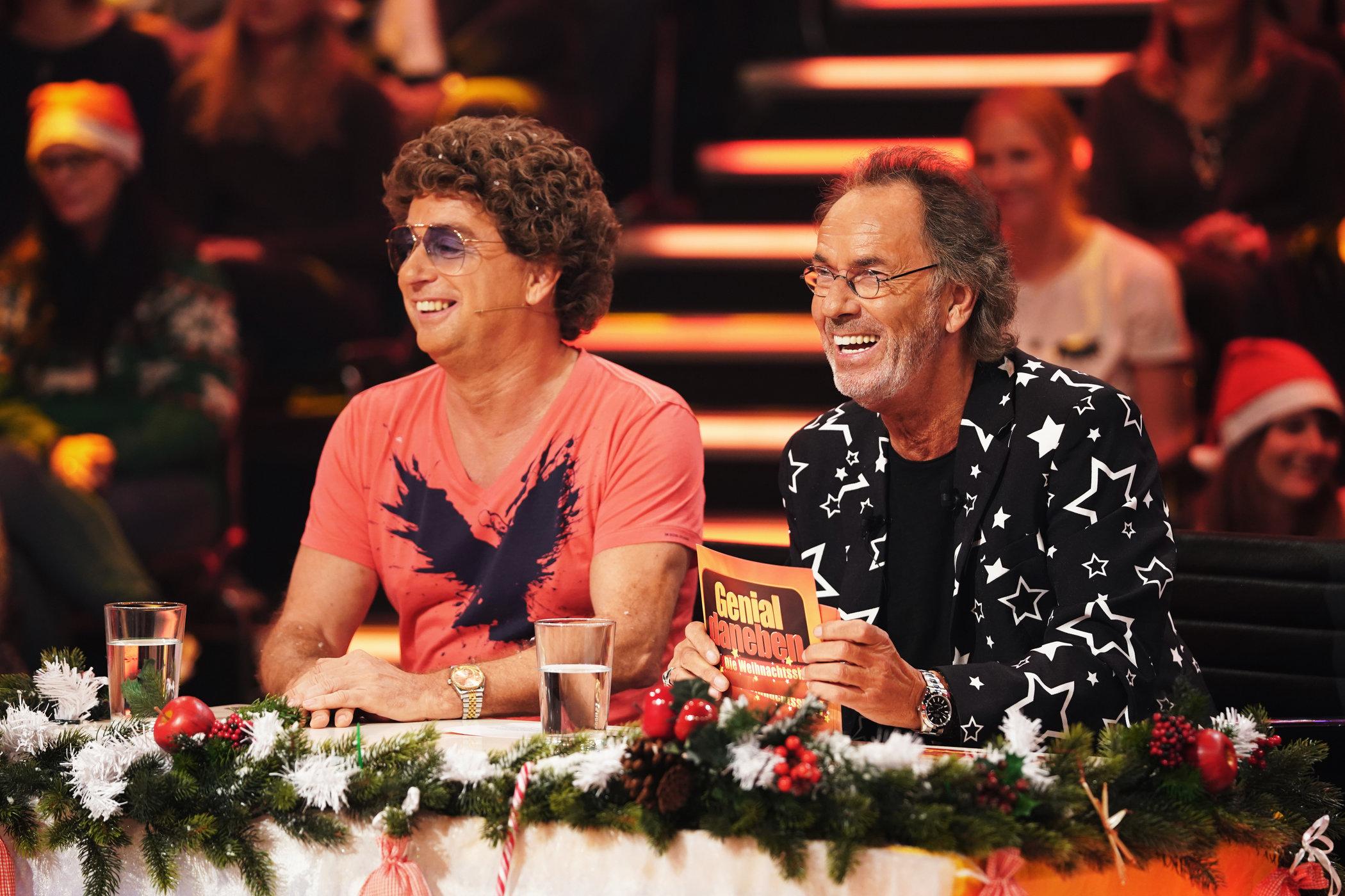 Geniale Vorfreude auf Weihnachten! Hugo Egon Balder lädt in Genial ...